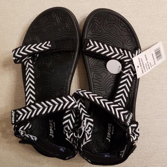ed1cd2b74ce8a LAST ONE JSport by Jambu Navajo Water Sandals NWT